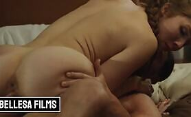 Hot Babe Lena Paul Didnt spunk For A Month And Seth Gamble To The Rescue